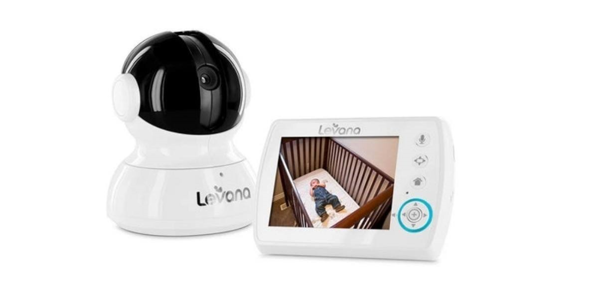 Levana Astra Video Baby Monitor Review